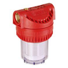 """Pre-filtro de 5"""" para la protección contra arena y sólidos en suspensión"""