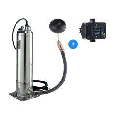 Grupo de presión sumergible DAB Pulsar Dry 30/50 M-NA + DAB Control-D