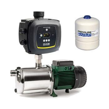 DAB EuroInox 30/50 M + Grupo de presión con hidrosfera Active Driver