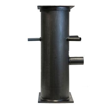 Estación de elevación HDPE 400/1200 Set Basic