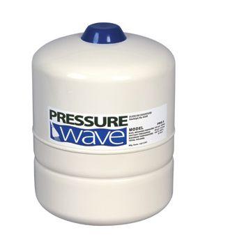 Onda de presión del depósito de expansión vertical 24 litros